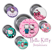Prendedores Pines Souvenir Hello Kitty Personalizado Pin