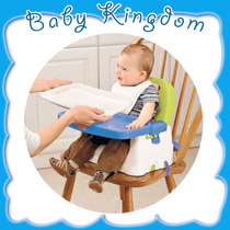 Silla Comer Bebe Fisher Price Adaptable A Silla De Adulto