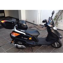 Motomel 125 Scooter Sl125cc 2014 *** 40 Km Reales ***
