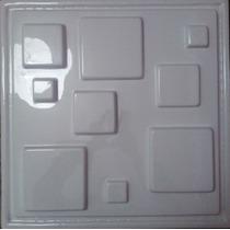 Moldes Revestimiento Placas 3d Decorativas Antihumedad X2