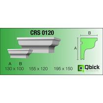 Moldura Exterior Revestida Crs 0120 Q-mold