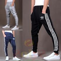 Pantalon Jogging Adidas Hombre Babucha Deportivo Semichupin