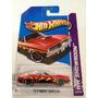 Hot Wheels 2013 70 Plymouth Barracuda Heat Fleet Hw Showroom