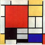 Gigantografia Piet Mondrian Usada 3 Mtrs2