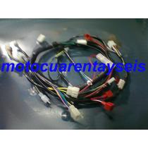Instalacion Electrica Completa Gilera Smash Fu 110