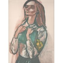 Libro De Arte : Ana Frank - Ilustrada & Firmada - A Bruzzone
