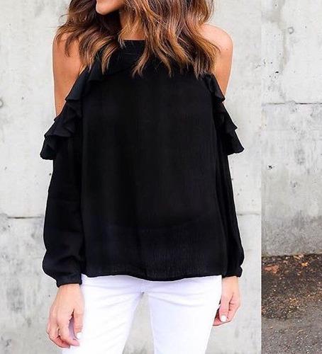 Blusas para mujer Limonni LI134 Casuales