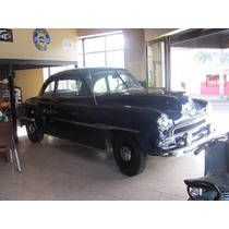 Chevrolet Cupe 1951