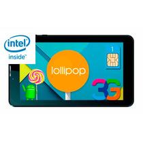 Tablet Kelyx 3g Gps 1gb 16gb Intel Quad Core Funda Liberada