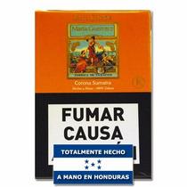 Cigarros Chocolate Rhum Don Carlos Hechos A Mano Caja X 5
