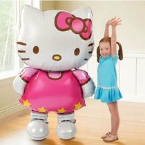 Globo Hello Kitty Gigante Mas 20 Globos 21 X 21 Cm