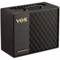 Amplificador Vox Vt40x Con Efectos Pre Valvular 40 Watts
