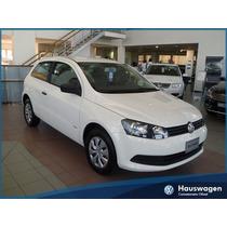Volkswagen Gol Trend Pack 1 1.6 2015 0km Blanco 3 Puertas