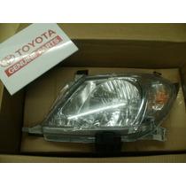 Optica Izquierda Original Toyota Hilux 2008 (81150-0k261)