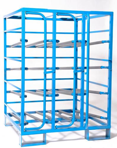 Rack para 24 bidones de agua de 20 litros 4400 cim1j for Bidones para agua