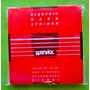 Encordado Para Bajo Electrico De 5 Cuerdas Warwick 46301