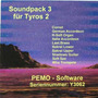 Set Soundpack 3 Orgelstudio - Pemo Para Tyros 3-4