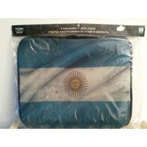 Funda Notebooks 15/15,4 Neopron Bandera Argentina!!!
