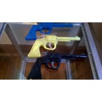 Set X3 Revolver De Juguete Cowboy Plasticos- Juguetes Devoto