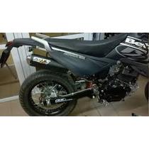 Escape Beta 200 250 Motard Cott Rs7r Negro