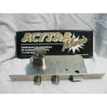 Cerradura Acytra 8002 Automatica Pasadores Redondos Consorci