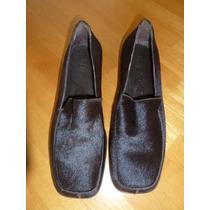 Zapatos Mocasines Simil Piel Marca Zara Importados