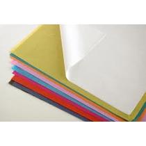 Papel Seda / Barrilete Med. 50 X 70 - Resma X 50u. X Color