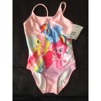 Traje De Baño Nena Hym / Hasbro My Little Pony