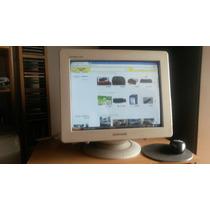 Computadora Con Wifi Monitor Samsung Y Cpu Pentium 4