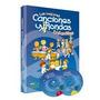 Las Mejores Canciones Y Rondas Infantiles - 2 Cd De Audio