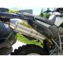 Escape Completo Honda Tornado Competicion Acero Inox