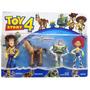 Toy Story Muñecos Buzz Lightyear Woody Jesse Tiro Al Blanco
