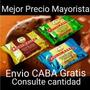 100 Cajas Alfajor Guaymallen Envío Gratis Caba