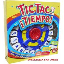 Juego De Mesa Tic Tac Tiempo Memoria Ooba Legitimo Tv