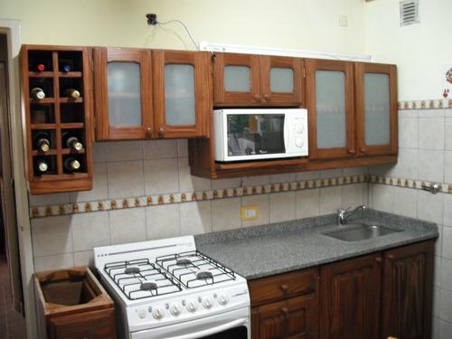Muebles de cocina alacenas de pino a medida madera a - Alacenas para cocinas ...