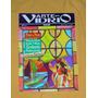 M188 Vieja Revista Arte En Vidrio Paso A Paso Para Aprender