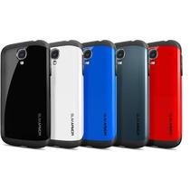 Funda Protector S4 Mini Sgp Spidgen Slim Armor Colores +film