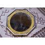 Antiguo Espejo Con Publicidad 17 Cm Vintage