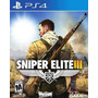 Sniper Elite 3 Ps4 Digital Jugas Con Tu Usuario