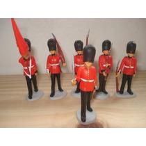 Set De Soldados Guardia Britanicos Zona Sur/caballito