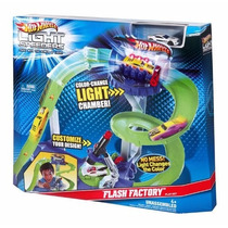 Hot Wheels Light Speeders Flash ... En Magimundo !!!!!!