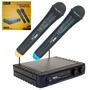 Microfono Inalambrico Skp Vhf 2761 Dual 2 Canales Superofert