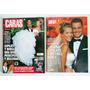 Revistas Casamiento Luisana Lopilato & Michel Buble Caras Ho
