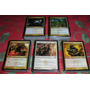 300 Cartas Magic: 5 Mazos Para Jugar En Español Gatecrash!!!