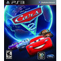 Cars 2 Ps3 Zona 1 Nuevo Sellado Original