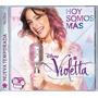 Violetta - Hoy Somos Mas - Nueva Temporada - Cd