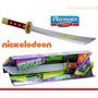 Espada Catana Leonardo Tortugas Ninja 50 Fraces Y Luces