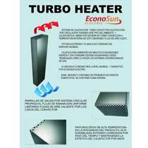Turbo Convector 1200w 3500 Kcal Unico!!! Calefactor