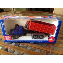 Camión Siku Número 3546 Metal Nuevo