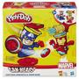 Masas Playdoh Capitán América & Iron Man Mejor Precio!!